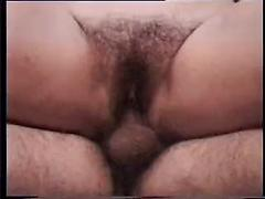 Hairy Pussy slow ride riding premature cum very erect nice wife