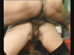 Vintage Porn With Lot Of Hot Action