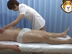 Happy Ending At The Asian Massage Parlor