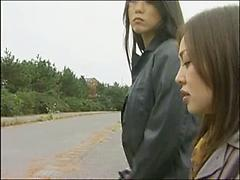 Two Asian Chicks Have Fun With A Vibrator