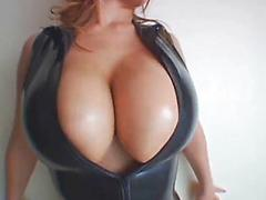 Big Tits And Bondage Look No More Youll Like What You See