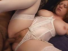 Big Titty Leaha Plays With Little Dick Willy