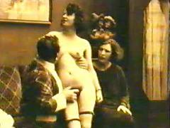 Very old porn with horny pussies