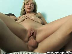 Linda Can't Wait For Earl To Plow Her Hot Pussy Hard