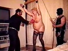 Bbw Tied And Seduced Her Extreme Desires